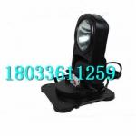 車載強光探照燈360度旋轉磁力車載燈車頂射燈