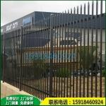東莞工廠防爬護欄 小區防盜尖頭圍欄 醫院圍墻護欄