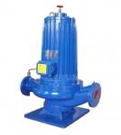 QPG型低燥音空调、锅炉循环屏蔽泵
