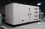 厂家直销 上柴400KW静音型柴油发电机组  质量保证