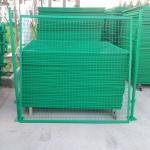 厂家直销现货绿色焊接隔离栅