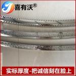 正材不锈钢管制造厂家喜有沃不锈钢S弯管