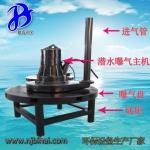 离心潜水曝气机 QXB11 店长推荐 曝气沉砂池无死角曝气机