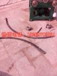 陕西西安做工超佳卧式滚动式弯管机鼎诚专卖方管弧度压弯机