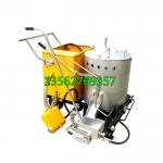 HHPX15小型热熔划线机全自动划线车人气爆棚