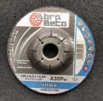意大利ABRA BETA不銹鋼打磨片 A30P 100*6.