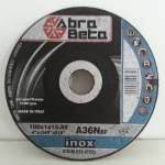 ABRA BETA 碳鋼合金鋼切割片 100*1*15.88