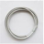 304不锈钢包塑钢丝绳 包胶钢丝绳 涂塑钢丝绳 4mm 7*