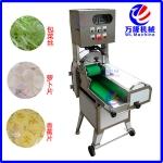 台湾切菜机 香芹切段切碎设备 酒店大型切丝机 切包菜机