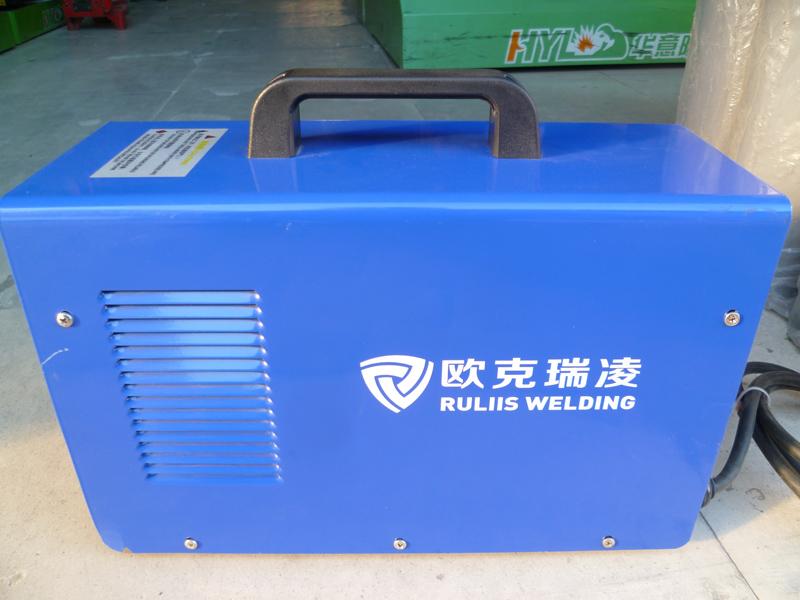 正品瑞凌zx7 250 逆变直流小型电焊机手工家用220v