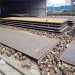 保定新余NM450耐磨钢板代理商切割