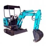 履带式挖掘机挖掘深度2米小型挖掘机尺寸