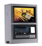 商場車站投幣視頻式手機加油站 超市手機應急充電站