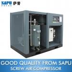 单/双级压缩螺杆式空压机6-10公斤工厂专用