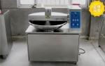 ZB-40型高低速可调变频调速斩拌机肉泥