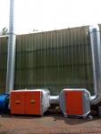漆雾处理设备,喷漆房废气处理,漆雾分解净化设备厂家