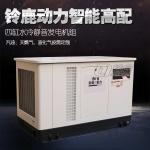 15KW手推式汽油发电机