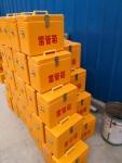 矿用500发防静电雷管箱  便捷式540*360*280矿井
