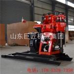 巨匠大型百米钻井设备全自动液压加压钻深水井钻机提钻更便捷