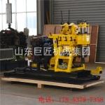 巨匠集团大型百米钻机全自动200型水井钻机液压勘探水井钻