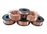 原装正品 上海电力PP-H08MnMoA低合金钢镀铜埋弧焊丝