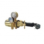 电加热二氧化碳流量表式减压器GH-359A-F 成都减压器