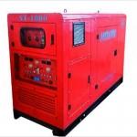 成都AT-1000柴油发电电焊一体机价钱 奥太电气品牌