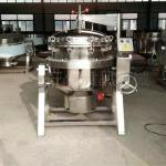 燃气可倾高压蒸煮锅    肉质品加工设备