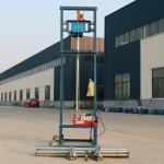 巨匠集团SJD-2B型农村小型钻井机 折叠式打井机移动方便