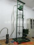 SJD-2C小型全自动钻井设备 家用50米打水井钻机
