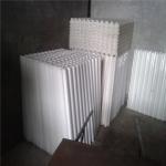 忻城大型污水沉淀池蜂窝斜管安装规格/蜂窝斜管填料生产厂家