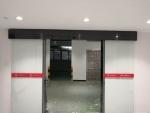 江海区商场自动玻璃门、江海区自动门、制造安装