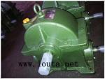 杭州厂家供应WD型单级蜗轮减速机 WD62-20蜗轮减速机配