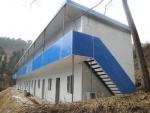 提供苍南轻钢组合活动房制作 彩板活动房销售 集装箱房子