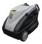 乐捷 乐华牌电瓶式柴油加热高温饱和蒸汽清洗机