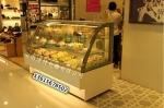 佳伯蛋糕柜 歐式后開門蛋糕保鮮展示柜 定做蛋糕柜