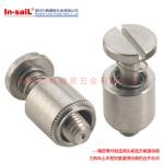 304不銹鋼壓鉚螺絲 松不脫螺絲 面板電子緊固件 廠家直銷