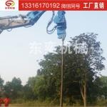 20吨30吨40吨挖掘机高频液压震动打桩机械