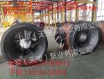 云南昆明S型叶轮湿坑全贯流泵