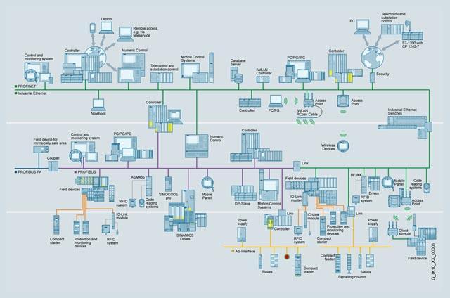 链路中继台接线图