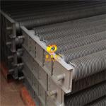 高频焊翅片管暖气片@钢制翅片管散热器@型号及散热面积