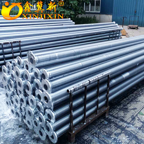 【铜铝复合水暖散热器】家用柱型壁挂式铜铝复合暖气片厂家-鑫冀新