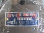 日本高美精机电磁阀 TDCV3-03-15
