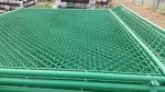 亿泽学校优质操场围栏网¥绿色防护围栏网¥学校防护隔离围栏网
