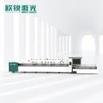 全自动上下料激光切管机,可切割方管圆管型材或异型管