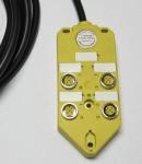 cofly-M12-4口分线盒