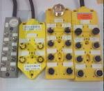 M12分线盒,现场总线模块,单信号输出输入PNP型