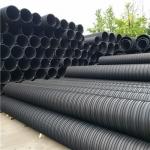 西藏拉萨HDPE塑钢缠绕管厂