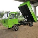 农用四驱拖拉机 四不像运输车厂家 农用拉水稻运输车