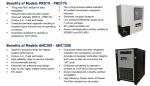 美國派克Parker冷凍空氣干燥器dhht系列